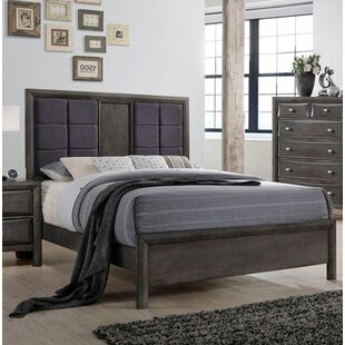 Anja Panel Bed by Wrought Studio