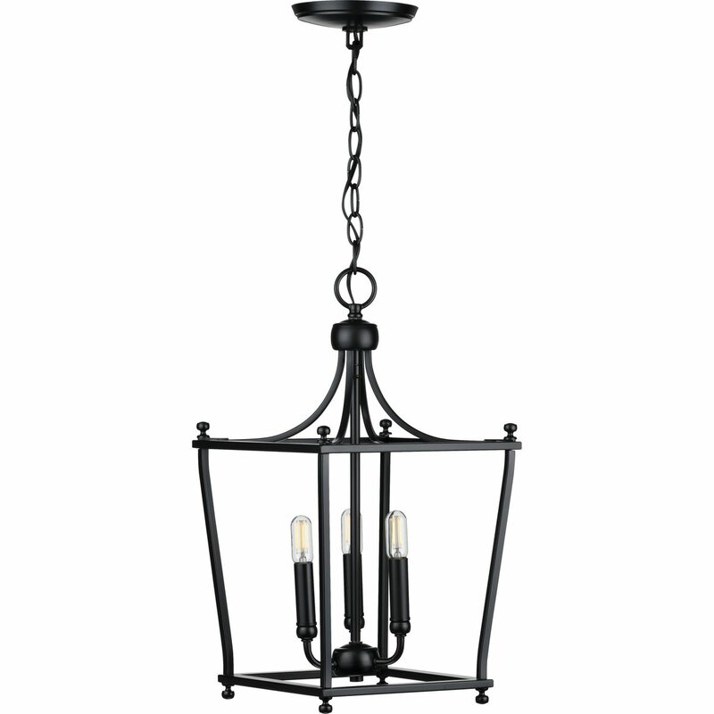 Rowles 3 - Light Lantern Pendant