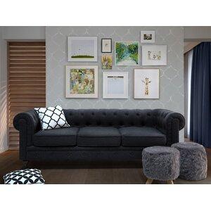 3-Sitzer Sofa Chesterfield von Home Loft Concept