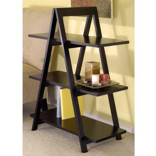 """Baca Javier """"A"""" Frame Standard Bookcase by Red Barrel Studio SKU:ED304464 Description"""