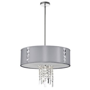Radionic Hi Tech Rita 3-Light Pendant
