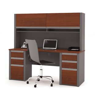Orren Ellis Aurea Desk Office Suite