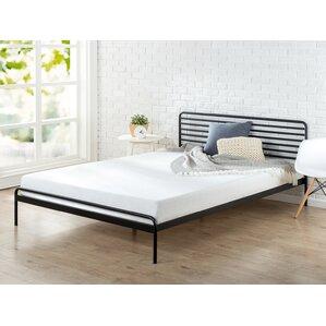 metal platform bed - Metal Platform Bed Frames