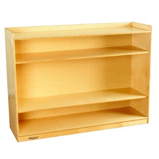 Adjustable Mobile Bookcase by Childcraft