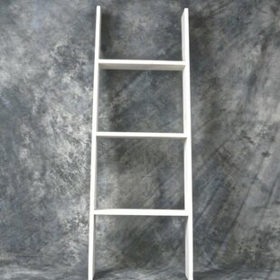 Wooden 4 Ft Blanket Ladder by Rosecliff Heights