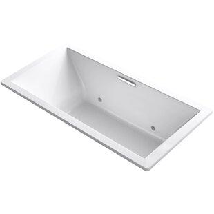 Underscore Vibracoustic 72 x 36 Whirpool Bathtub
