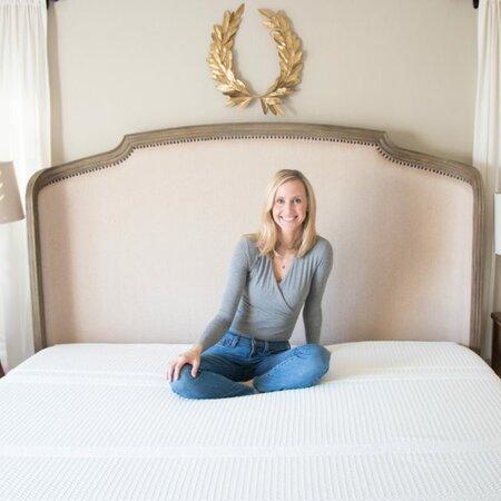 Nora mattress image from Sarah's blog