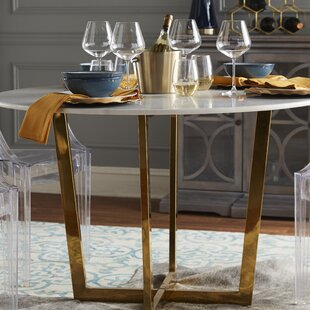 Genuine Marble Dining Table | Wayfair