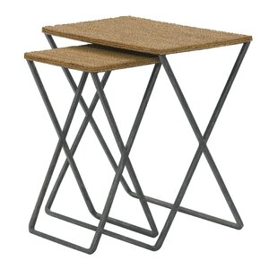 Bernhardt Cordell 2 Piece Nesting Tables