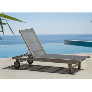 Jolene Teak Patio Chair