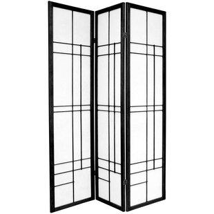 Clara Shoji 3 Panel Room Divider