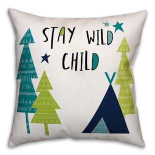 Inara Child Throw Pillow