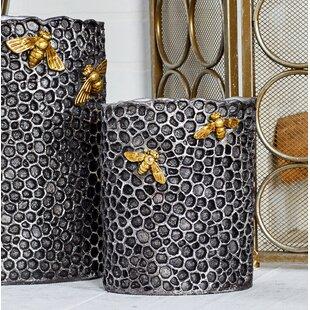 Cressona Traditional Honeycomb Table Vase