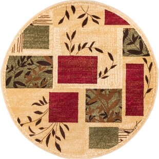 Abbie Foliage Patch Area Rug by Winston Porter