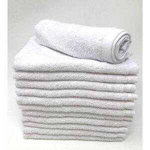 Peabody 12 Piece Washcloth Towel Set (Set of 12)