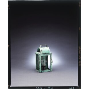 Purchase Livery 1-Light Outdoor Flush Mount By Northeast Lantern