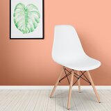 Golightly Side Chair in White (Set of 4) by Corrigan Studio®
