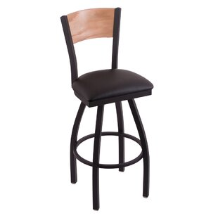 NCAA Swivel Bar Stool by Holland Bar Stool Cheap