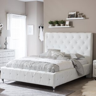 Stella Upholstered Platform Bed by Wholesale Interiors
