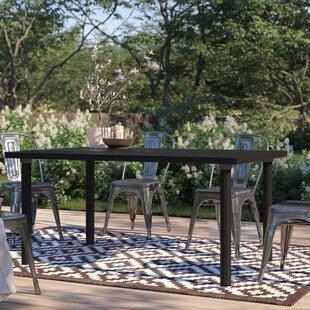 Libeccio Dining Table By Nardi