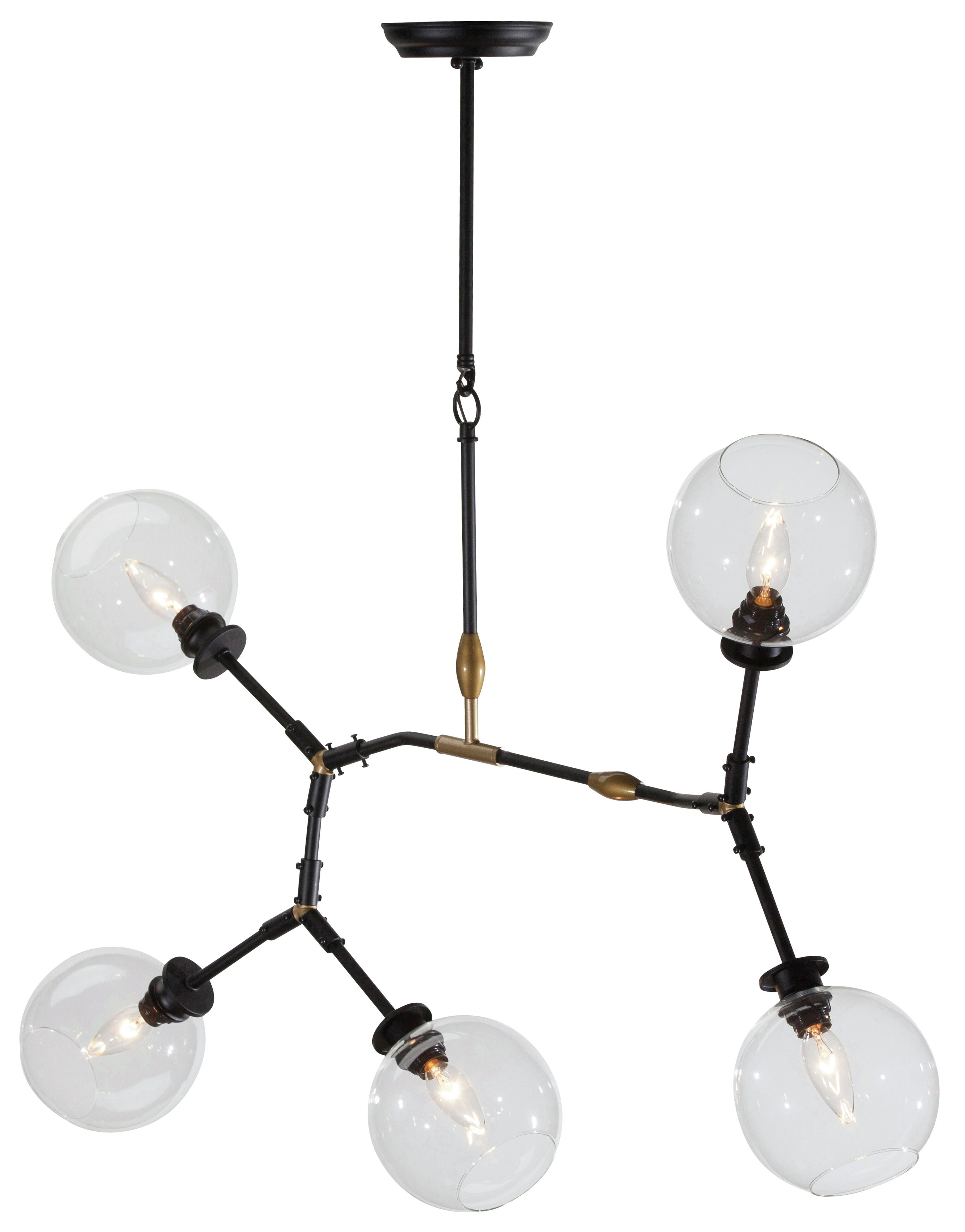 cluster overstock aged glass brass hudson valley product garden bronze light pendant rousseau free shipping metal home today