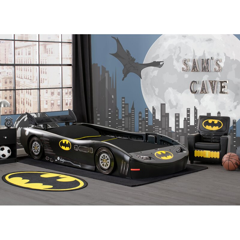Dc Comics Batmobile Batman Twin Car