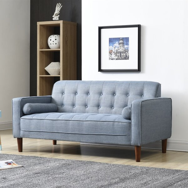 Outstanding Small Space Loveseat Wayfair Gmtry Best Dining Table And Chair Ideas Images Gmtryco