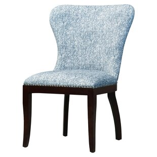 Compare & Buy Rajimol Upholstered Dining Chair (Set of 2) by Gracie Oaks Reviews (2019) & Buyer's Guide