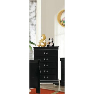 Northampton 5 Drawer Chest by Alcott Hill