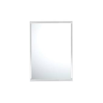 Ginger Canterbury Modern And Contemporary Beveled Vanity Wall Mirror Perigold