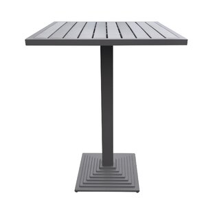 Orren Ellis Loughnane Outdoor Bar Table