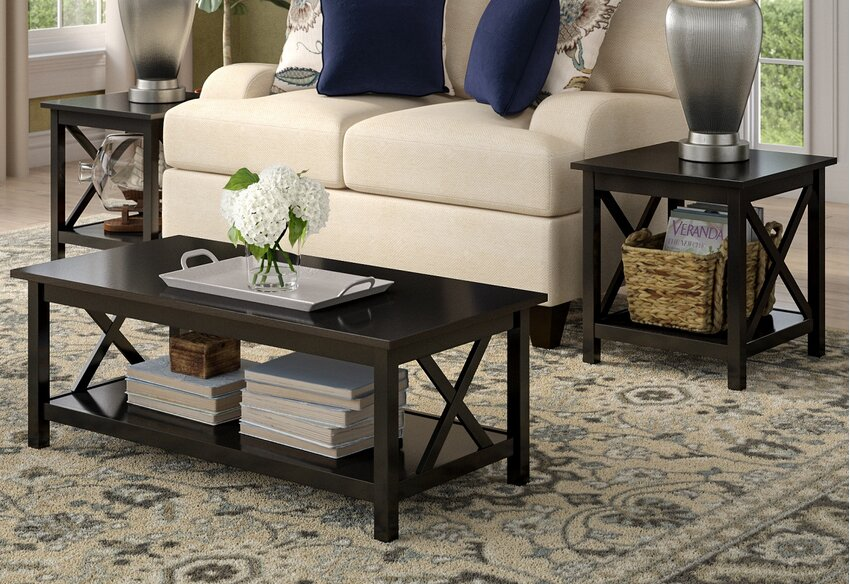 Coffee Tables & Coffee Table Sets You\'ll Love in 2019 | Wayfair