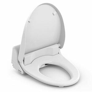 non slam toilet seat. Washlet Elongated Toilet Seat Toto Seats You ll Love  Wayfair