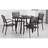 Gallien Modern Contemporary 5 Piece Dining Set