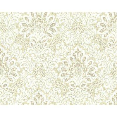 Damask White Wallpaper You Ll Love In 2020 Wayfair