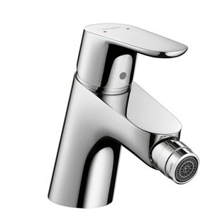 Hansgrohe Focus E Single Handle Horizontal Spray Bidet Faucet