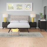 Nashua Queen Platform 5 Piece Bedroom Set by Corrigan Studio
