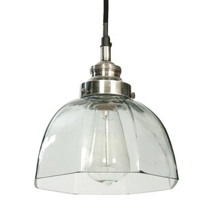 Breakwater Bay Cardville 1-Light Bell Pendant