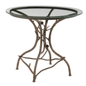 Ice Cream Dining Table by Stone County Ironworks