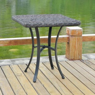 Phillip Wicker/Rattan Dining Table by Win..