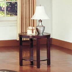 Woodhaven Hill 3219 Series  End Table