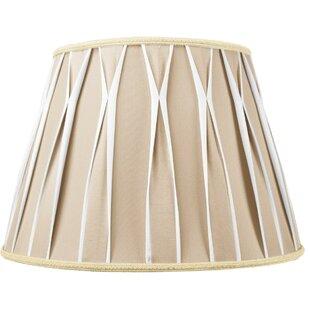 Classics Brass 16 Shantung Empire Lamp Shade