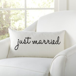 Mae Newlyweds Pillow Cover
