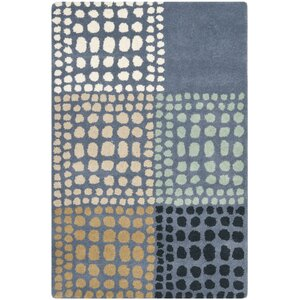 Leonia Grey/Multi Area Rug