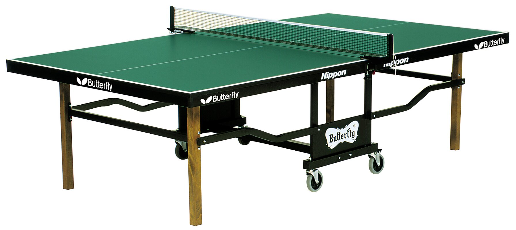 Nice Nippon Rollaway Table Tennis Table