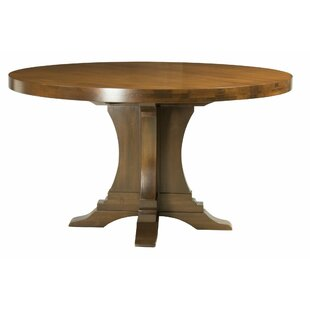 Geneve Maple Solid Wood Dining Table by DarHome Co Great Reviews