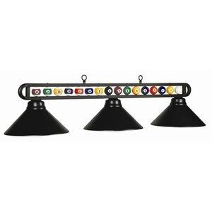 3-Light Billiard Ball Light