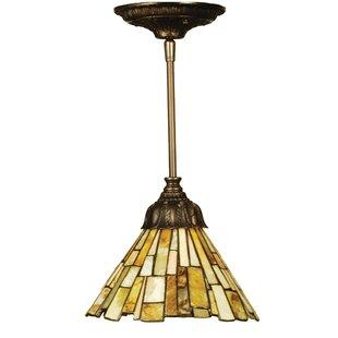 Astoria Grand Weissman Weissman Delta 1-Light Cone Pendant