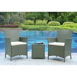 2-Sitzer Loungemöbel-Set Terrazzo von Home & Haus