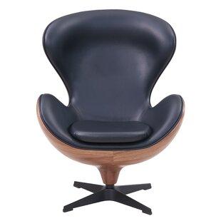 Dever Swivel Balloon Chair